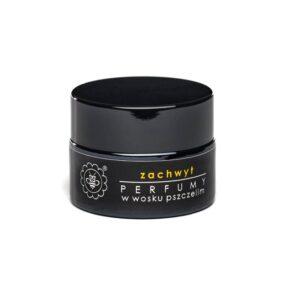 Perfumy wwosku pszczelim – ZACHWYT – Miodowa Mydlarnia – 15 g