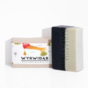 Mydło prawdziwych mężczyzn WYRWIDĄB – 4 Szpaki – 110 g