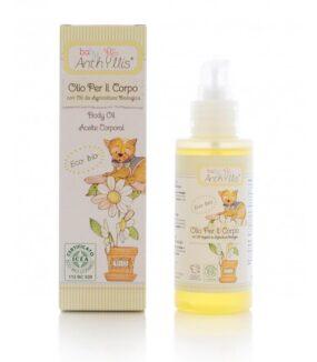 Oliwka, olejek dociała zolejem zrolnictwa ekologicznego – Baby Anthyllis – 100 ml