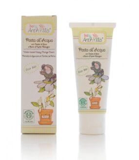 Balsam ochronny napodrażnienia pieluszkowe, nabazie wody, zShea itlenkiem cynku- Baby Anthyllis – 75 ml
