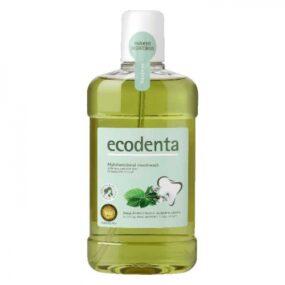 Wielofunkcyjny płyn dopłukania jamy ustnej – Ecodenta