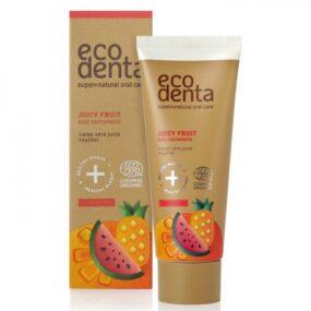 Pasta ekologiczna owocowa DLA DZIECI – Ecodenta – 75 ml