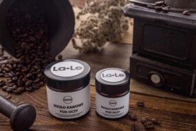 Masło kawowe podoczy – La-Le – 30 ml