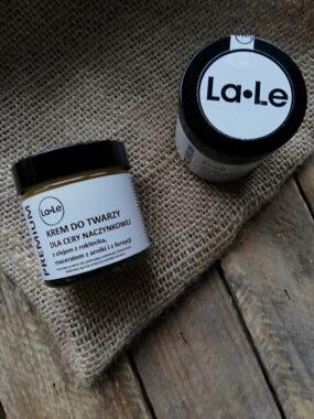 Krem ROKITNIKOWY dla cery naczynkowej – La-Le – 60 ml