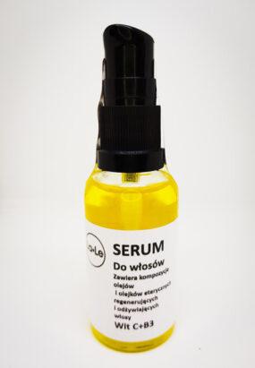 Serum dowłosów regenerujące zwit C + B3 – La-Le – 30 ml
