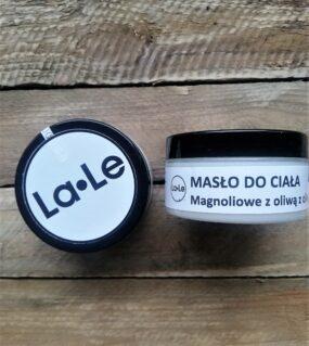 Masło dociała magnoliowe zoliwą zoliwek – La-Le – 100 ml