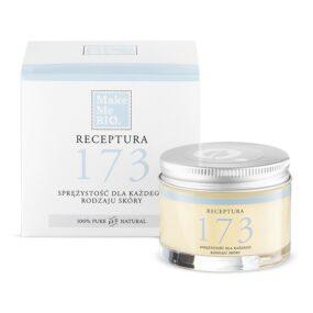 Krem dla każdego rodzaju skóry Receptura 173 SPRĘŻYSTOŚĆ – Make Me Bio – 50 ml