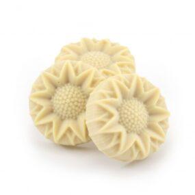 Mydło naturalne DELIKATNE ZKOZIM MLEKIEM – Miodowa Mydlarnia – 90 g