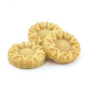 Mydło naturalne SŁONECZNA MARCHEWKA – Miodowa Mydlarnia – 90 g
