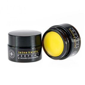 Perfumy wwosku pszczelim – LEŚNE KWIATY – Miodowa Mydlarnia – 15 g