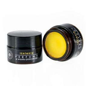 Perfumy wwosku pszczelim – LŚNIENIE – Miodowa Mydlarnia – 15 g