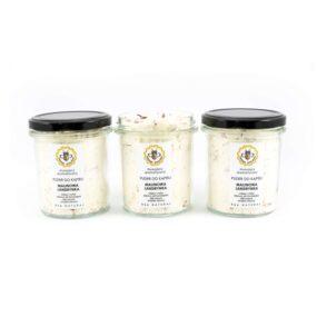 Puder dokąpieli – MALINOWA LANDRYNKA – Miodowa Mydlarnia – 180 g