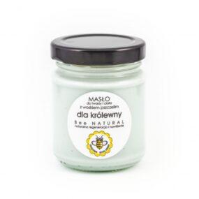 Masło dotwarzy iciała DLA KRÓLEWNY – Miodowa Mydlarnia – 135 ml