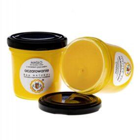 Masło dotwarzy iciała OCZAROWANIE – Miodowa Mydlarnia – 135 ml