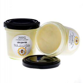 Masło dotwarzy iciała UKOJENIE – Miodowa Mydlarnia – 135 ml