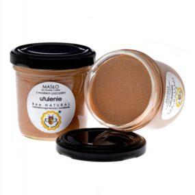 Masło dotwarzy iciała UTULENIE – Miodowa Mydlarnia – 135 ml