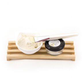 Maseczka dotwarzy idekoltu SŁODKI KOKOS – Miodowa Mydlarnia – 25 g