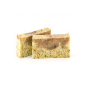 Mydło naturalne NAGIETEK WSŁODKIEJ POMARAŃCZY – Miodowa Mydlarnia – 90 g