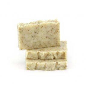 Mydło naturalne ROZMARYN ZMIĘTĄ – Miodowa Mydlarnia – 90 g