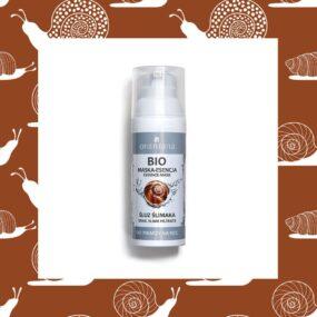 Bio Maska-Esencja ŚLUZ ŚLIMAKA – Orientana – 50 ml