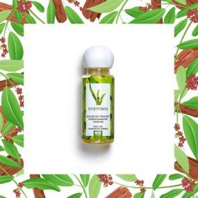 Naturalny olejek dotwarzy DRZEWO SANDAŁOWE IKURKUMA – Orientana – 55 ml