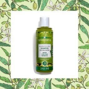 Naturalny szampon dowłosów NEEM IZIELONA HERBATA – Orientana