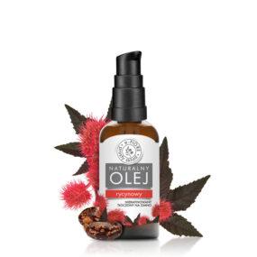 Olej RYCYNOWY – e-Fiore – 50 ml