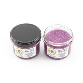 Peeling odmładzający – RYŻOWY ZWOSKIEM PSZCZELIM – Miodowa Mydlarnia – 200 g