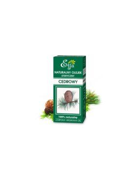Olejek eteryczny CEDROWY – Etja – 10 ml