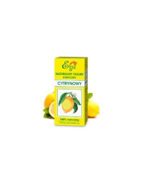 Olejek eteryczny CYTRYNOWY – Etja – 10 ml