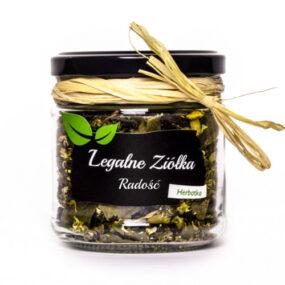 Herbata – Mieszanka RADOŚĆ – Legalne Ziółka – 50 g