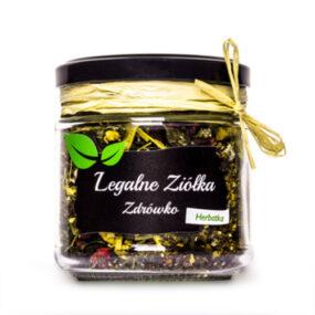 Herbata – Mieszanka ZDRÓWKO – Legalne Ziółka – 50 g