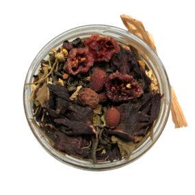 Herbata – Mieszanka POBUDKA – Legalne Ziółka – 50 g