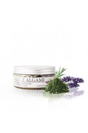 Peeling solny dociała ZALGAMI – Fresh&Natural – 250 ml