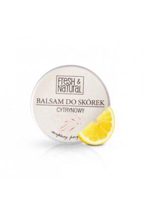 Balsam doskórek ipaznokci CYTRYNOWY – Fresh&Natural – 15 ml
