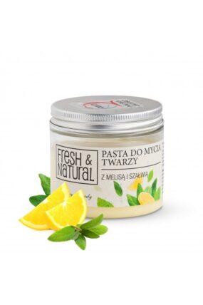 Pasta domycia twarzy ZMELISĄ ISZAŁWIĄ – Fresh&Natural – 150 ml