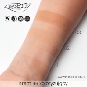 Krem BB 01 – puroBIO – 30 ml
