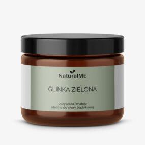 Glinka zielona – NaturalMe – 200 ml