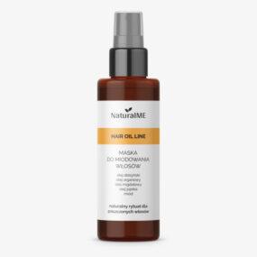 Maska domiodowania włosów – NaturalMe – 75 ml