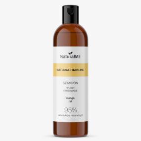 Szampon dowłosów farbowanych – NaturalMe – 300 ml
