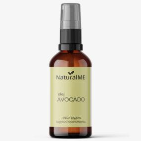 Olej AWOKADO – NaturalMe – 50 ml