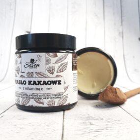 Masło KAKAOWE zwitaminą E – Savon