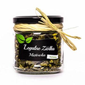 Herbata – Mieszanka MIĘTÓWKA – Legalne Ziółka – 50 g