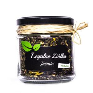 Herbata – Mieszanka JAŚMIN – Legalne Ziółka – 50 g