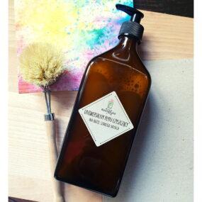 Uniwersalny płyn czyszczący nabazie szarego mydła – Nowa Kosmetyka – 500 ml