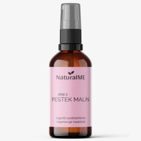 Olej zpestek malin – NaturalMe – 50 ml