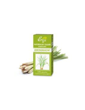 Olejek eteryczny LEMONGRASOWY – Etja – 10 ml