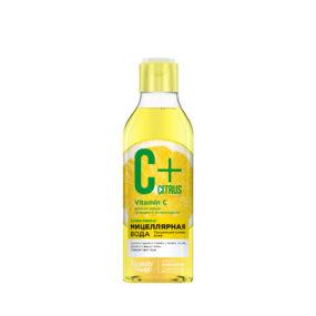 Woda micelarna dotwarzy zkwasami owocowymi – Fitokosmetik – 245 ml