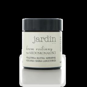 Roślinny krem naniedoskonałości – Jardin – 30 ml