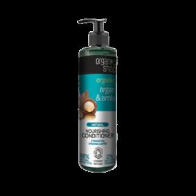 Balsam dowłosów odżywczy Argan  & Malina – Organic Shop – 280 ml